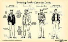 Dressing for Kentucky Derby