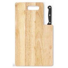 "Ginsu Essential Series 5"" Santoku Knife with Cutting Board Handle Color: Black"