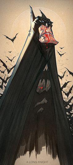 Batman by Dave Guertin & Greg Baldwin (*CreatureBox) on deviantART