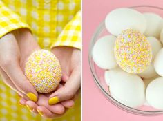 40 More Egg-cellent DIY Easter Egg Ideas via Brit + Co.