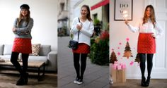 JOURlook: 3 ways to wear… der Stepprock