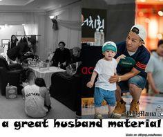 Husband material... Taeyang ♥