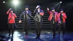 """Transcript for  Backstreet Boys extend Los Vegas residency through February 2018  prevent bleeding gums. All right, time for """"Pop news."""" As promised, Adrienne is back. Yes. Okay, wait for this. All right. The backstreet boys are — you see the excitement. Planet Hollywood and... - #Backstreet, #Boys, #Extend, #Febr, #Los, #Residency, #TopStories, #Vegas"""
