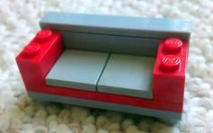 Toys are Tools: Top Ten Tips: LEGOS on the CHEAP! Really? + LEGO Giveaway   Want to save money? Get your kids to create and SELL their LEGO beauties like this couch as explained on Lego.com's design pages. Show them how to make a profit of their hard work but be wary, they will likely become more addicted.