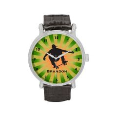 >>>Low Price Guarantee          	Skateboarding Design Watch           	Skateboarding Design Watch lowest price for you. In addition you can compare price with another store and read helpful reviews. BuyDiscount Deals          	Skateboarding Design Watch lowest price Fast Shipping and save your...Cleck Hot Deals >>> http://www.zazzle.com/skateboarding_design_watch-256036605861183955?rf=238627982471231924&zbar=1&tc=terrest