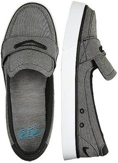Nike Balsa Loafer (they don't make them anymore and I miss them! My absolute favorite shoes!)