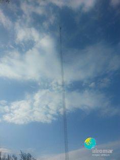 Trabajos de Altura en Jaen! ¿encontrais a nuestro técnico?  #energiasrenovables #eolica