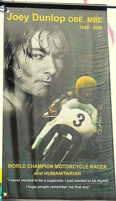Yer Maun! Joey Dunlop TT