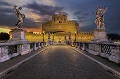 Ponte degli Angeli, Roma - RilindH/RooM/Getty Images