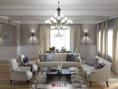 Casa Bucuresti – Design interior in stil eclectic - Studio inSIGN Apartment Interior Design, Interior Design Studio, Modern Interior Design, Small Sofa, Oriental Design, Other Rooms, Belle Epoque, Art Deco, House