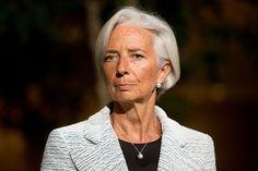 A francesa Christina Lagarde, diretora do FMI, está entre as   25 mulheres mais poderosas do mundo em 2016 – Forbes Brasil