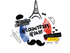 5 countries 5 days!