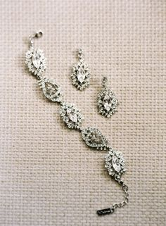 Touch of glam - Bridal jewellery | fabmood.com