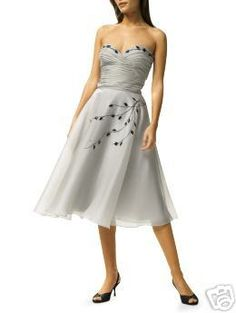 These were my bridemaid's dresses. Loved it so much, bought myself one!  Banana Republic, Midnight Vine Dress (No longer available)