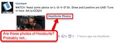 Why you shouldn't use a third party tool for social media marketing, aka hootsuite, etc.