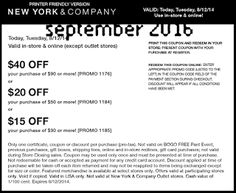 New York And Company Coupons Ends of Coupon Promo Codes JUNE 2020 ! Of and Company, through stores outlet an american sold is the wome. Store Coupons, Grocery Coupons, Online Coupons, Free Printable Coupons, Printable Cards, Free Printables, Coupons For Boyfriend, Extreme Couponing, Free News