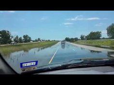 Red River flooding Texas Oklahoma 5 /27 / 2015 - YouTube