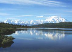 Parque Nacional Denali, Alaska. - Buscar con Google