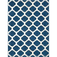 Well Woven Mystic Blue Indoor Mid-Century Modern Area Rug (Common: 3 x Actual: W x L) at Lowe's. The mystic collection is an exciting array of trendy geometric patterns woven in a combination of classic neutral tones and bright, fun colors.