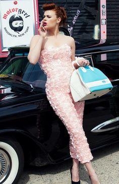 Kenley Collins - Frenchy Cat Suit