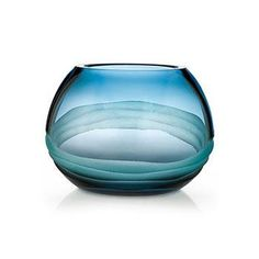 """Waterford Crystal Evolution """"Oasis"""" Round Bowl"""
