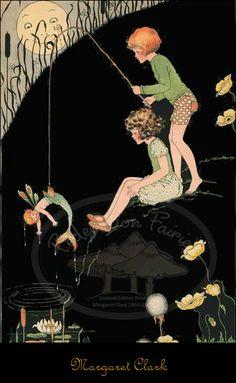 Margaret Clark - The Surprise Catch. *~❤•❦•:*´`*:•❦•❤~*