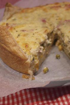 Macaroni Quiche
