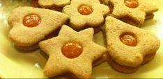 Linzer variációk Reg-enor süti Paleo, Cookies, Desserts, Food, Crack Crackers, Tailgate Desserts, Deserts, Biscuits, Essen