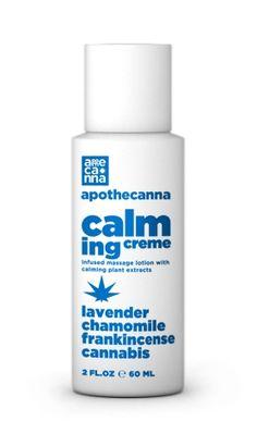 calming creme 2 oz