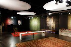 Sicherlich eine der besten Adressen für Carpet Couture: Nyhues im Stilwerk, Berlin.