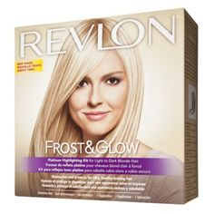 Cheap thrill the best at home hair color kits for red carpet revlon platinum highlighting kit hair colorrr the diy dye your hair platinum blonde solutioingenieria Images