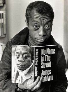 The fire this time – the legacy of James Baldwin