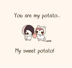 My sweet potato • H •