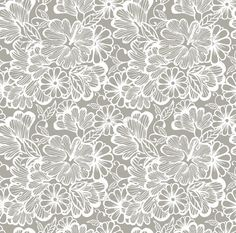 Seamless Floral Pattern ...  abstract, art, background, damask, decoration, design, elegance, floral, flower, illustration, image, imagery, leaf, old, ornament, ornate, painting, pattern, plant, repetition, retro, revival, seamless, shape, style, swirl, textile, vector, victorian, wallpaper