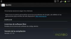 Google Play se actualiza a la versión 3.7.15 y ya puedes descargarla  http://www.xatakandroid.com/p/86127