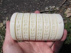 3D Printed Cryptex: This would make a great #PLTW EDD project or for your kids who need an extra challenge
