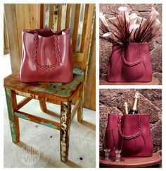 Ceramic handbag - Águeda Zabisky