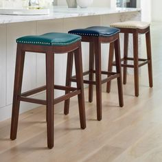Antiques Benches & Stools Industrious Vintage Handmade Camel Saddle Wood Frame Foot Stool With Leather Cushion Complete Range Of Articles