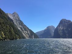 Day trip from Queenstown, New Zealand - Milford Sound - Everybody Hates A Tourist