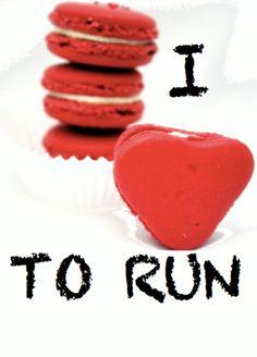 ♥ to run