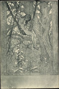 Fidus, Liane swing, children of nature (source)