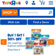 "Toys ""R"" Us made numerous improvements to its mobile site in the past year, including streamlining the checkout process. As a result, the toy store chain now delivers the best mobile site user experience with a score of 83.5 out of 100, according to a new report from the e-tailing group."