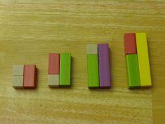 La relación de inclusión de la serie numérica