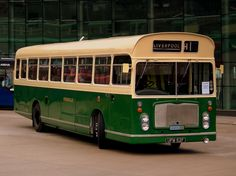 Old Crosville Bus