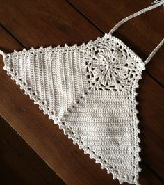 Crochet Boho Halter from InLoveWithSunflowers https://www.etsy.com/listing/289167417/crochet-halter-top-high-neck-halter