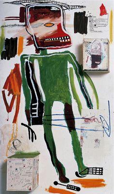 Jean Michel Basquiat - It Hurts