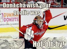 # 70 Braden Holtby, Washington Capitals