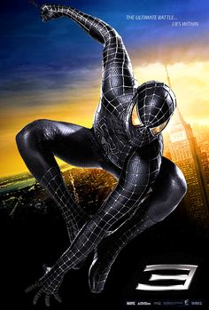 Spider Man 3 Movie Poster