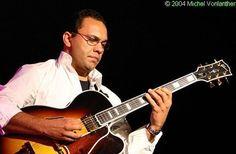 Virtuoso jazz guitarist Bireli Lagrene
