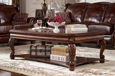 American furniture – Caesar Palace coffee table - MelodyHome.com